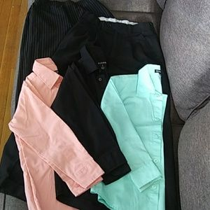 Boys dress clothes - bundle Size 8
